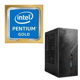 Intel Pentium Gold G6400 BOX + DeskMini H470 セット