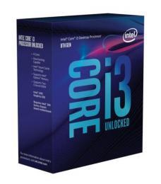 インテル Core i3 8350K BOX
