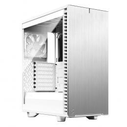 Define 7 Compact White TG Clear Tint FD-C-DEF7C-04