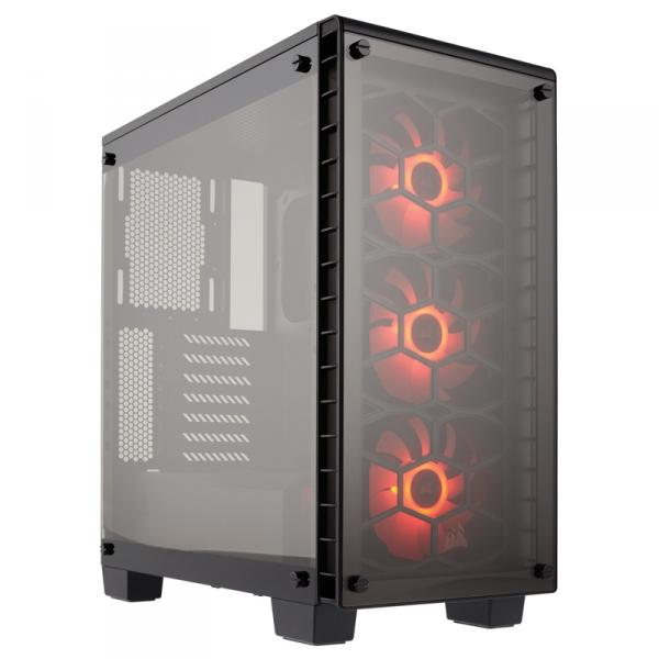 Corsair Crystal 460X RGB CC-9011101-WW [ブラック]