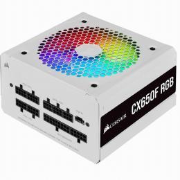 CX650F RGB WHT (CP-9020226-JP)