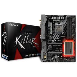 ASRockより、高コスパのインテルZ370マザーボード「Z370 Killer SLI/ac」が19,800 円(税別)で発売中!
