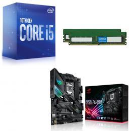 Intel Core i5 10400 BOX + ASUS ROG STRIX Z490-F GAMING + メモリ 16GB セット