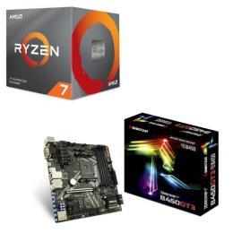 AMD Ryzen 7 3800X BOX + BIOSTAR B450GT3セット