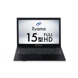 <パソコン工房> 即納ノートパソコン STYLE-15HP038-i3-UHEM [Windows 10 Home]