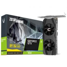GAMING GeForce GTX 1650 Low Profile ZT-T16500H-10L [PCIExp 4GB]
