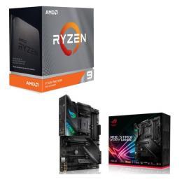AMD Ryzen 9 3950X BOX + ASUS ROG STRIX X570-F GAMING セット