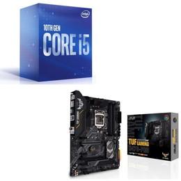 Intel Core i5 10400 BOX + ASUS TUF GAMING H470-PRO セット