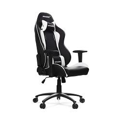 Nitro Gaming Chair (White) AKR-NITRO-WT