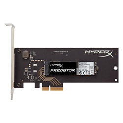 HyperX Predator PCIe SSD SHPM2280P2H/480G