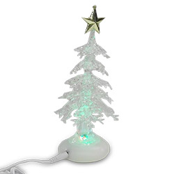 D531 USB 7COLOR CRYSTAL TREE(NT)