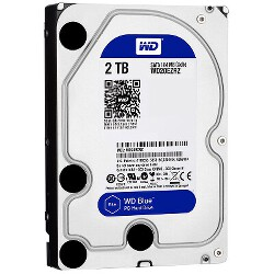 Western Digital WD20EZRZ-RT 5台セット