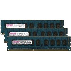 CK4GX3-D3UE1333 [DDR3 PC3-10600 4GB 3枚組 ECC]