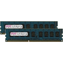 CK4GX2-D3UE1333 [DDR3 PC3-10600 4GB 2枚組 ECC]