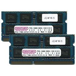 CK8GX2-SOD3LU1333 [SODIMM DDR3L PC3-10600 8GB 2枚組]