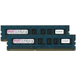 CK8GX2-D3LUE1333 [DDR3L PC3-10600 8GB 2枚組 ECC]