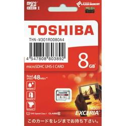 EXCERIA THN-M301R0080A4 [8GB]