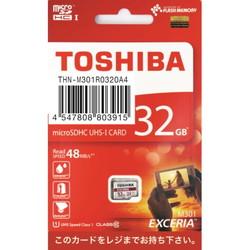 東芝 EXCERIA THN-M301R0320A4 [32GB]
