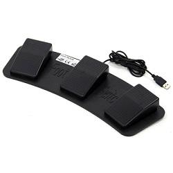 USB3連フットペダルスイッチ TM-FS3B