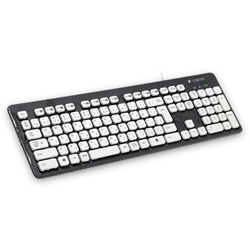 Washable Keyboard k310 K310 [グレー]