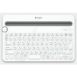 Multi-Device Keyboard K480WH