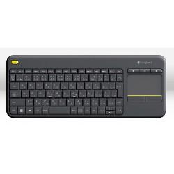 Wireless Touch Keyboard K400 Plus K400pBK