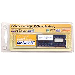 D3N1600Q-L4G [SODIMM DDR3 PC3-12800 4GB]