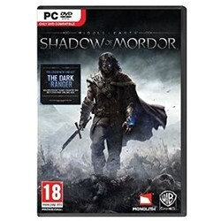 Middle Earth Shadow of Mordor UK版 海外版