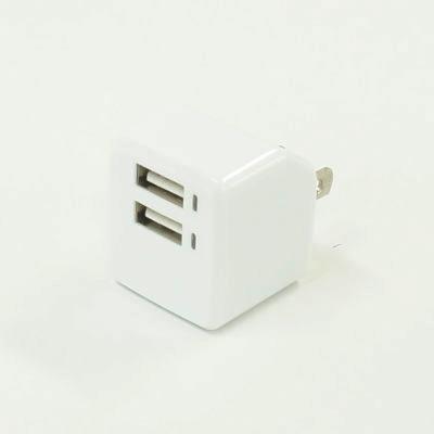 USB-CH-12W/2P/BK