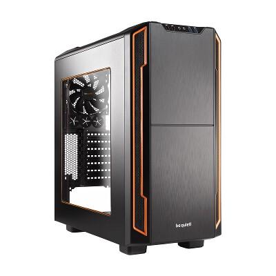 be quiet silent base 600 orange window パソコン工房 公式通販