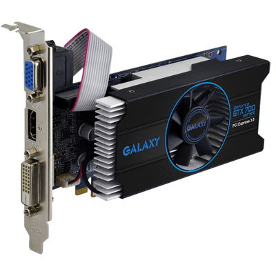 GF PGTX750TI-OC-LP/2GD5
