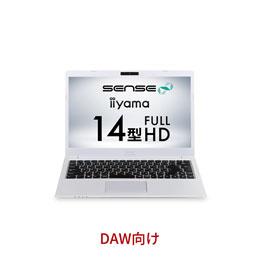 SENSE-14FH054-i7-UHP-DAC [Windows 10 Home]