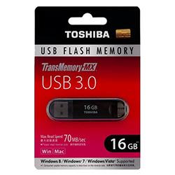 TransMemory-MX V3SZK-016G-BK [16GB]