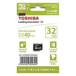 SD-C032GR7AR040A [32GB]