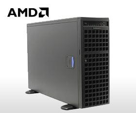 UT-AS04 | 16コアのAMD EPYC™ 搭載GPUワークステーション