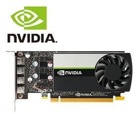 NVIDIA® T1000 4GB VRAM