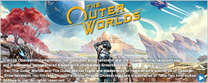 The Outer Worlds推奨パソコン