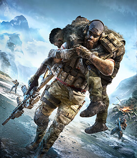 GHOST RECON BREAK POINTとは