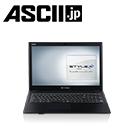 ASCII.jpに『STYLE-15FH038-i5-UHE』のレビューが掲載!