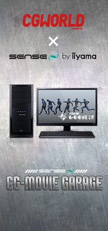 CGWORLDコラボ|動画編集向けパソコン