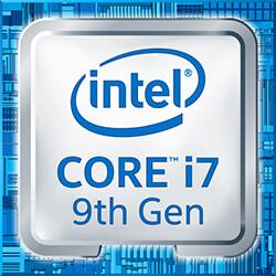 新世代CPU Core i7 9750H搭載