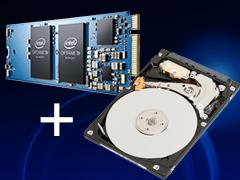 Optane Memory + 大容量HDDは音源素材データの読み出しに相性抜群!