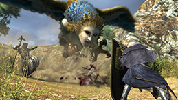 ドラゴンズドグマ オンライン スクリーンショット3