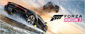 Forza Horizon 3 推奨パソコン