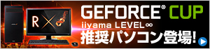 GeForce CUP LEVEL ∞ by iiyama
