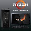 Ryzen Threadripper搭載BTOパソコンが発売開始!