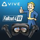 先着800名様限定で最新VRゲーム Fallout 4 VR と VIVEアクセサリーをプレゼント!