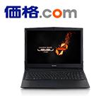 価格.comのレビューで『LEVEL-15FX095-i7-RNSS』が紹介されました!