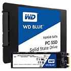 Western Digital WD Blueシリーズ SSDがSATAとM.2の2種類で新登場