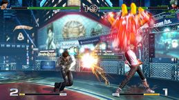 THE KING OF FIGHTERS XIV STEAM EDITION スクリーンショット4